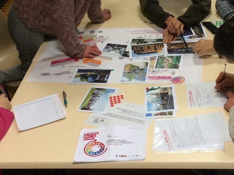Étude urbaine pré-opérationnelle pour la redynamisation du centre-bourg de Plélan-le-Grand